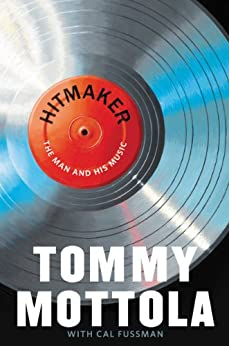 The book cover for former Sony Music CEO Tommy Mottola's memoir. Used under Fair Use.