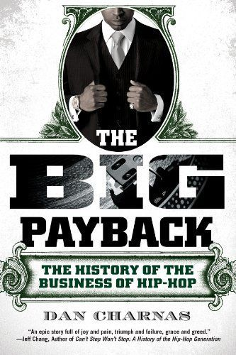The cover for music journalist Dan Charnas's book The Big Payback. Used under Fair Use.